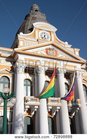 Government Palace of Bolivia, La Paz