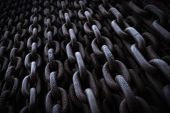 stock photo of slave  - chains  - JPG