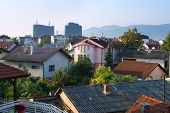 picture of luka  - Skyline of Banja Luka in the morning - JPG