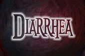 pic of diarrhea  - Diarrhea Concept text on background human idea - JPG