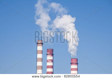 Thermal power station