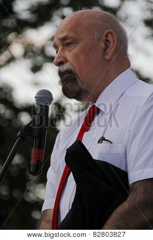 Human Rights Activist Valery Borshchov