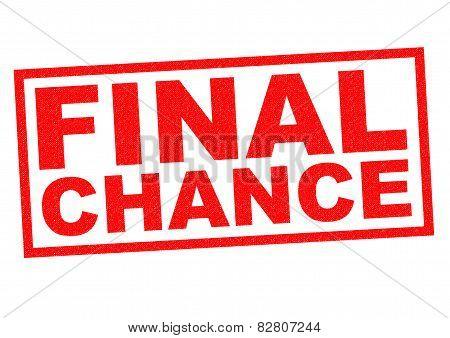 Final Chance
