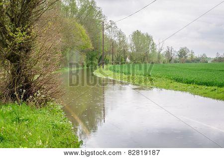Road Flood