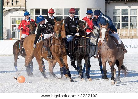 Mercury Snow Polo Cup
