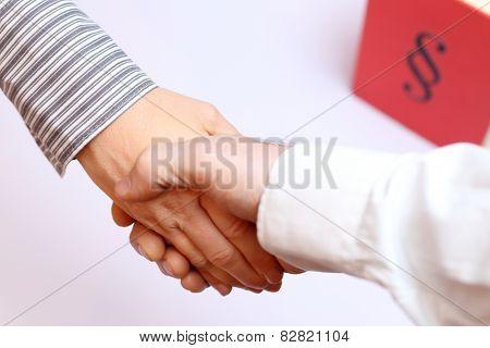 Symbolic Handshake