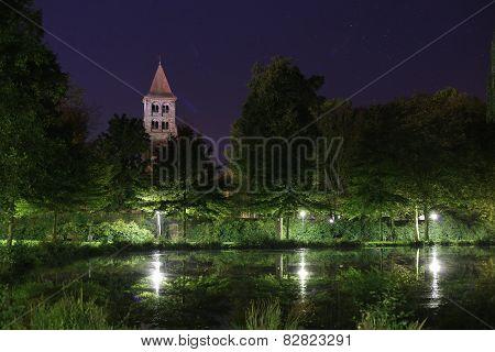 Nordschulteiche And Stiftsruine Bad Hersfeld