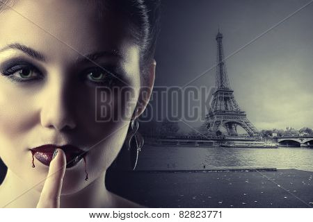 Vampire In Paris