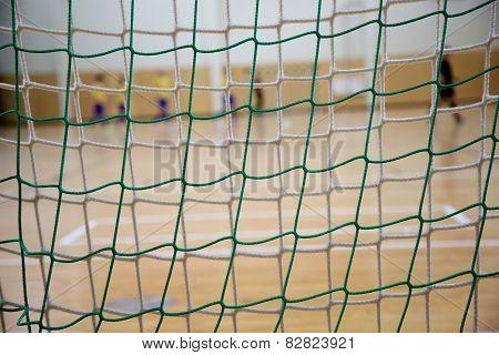 The Background Of Futsal Goalkeeper