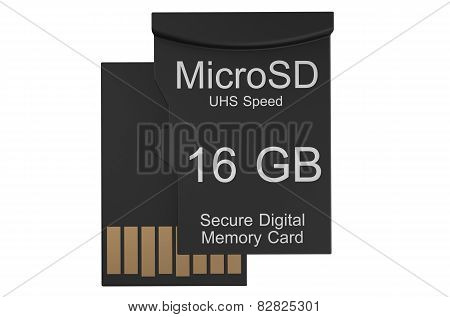 Micro Sd Memory Card 16 Gb