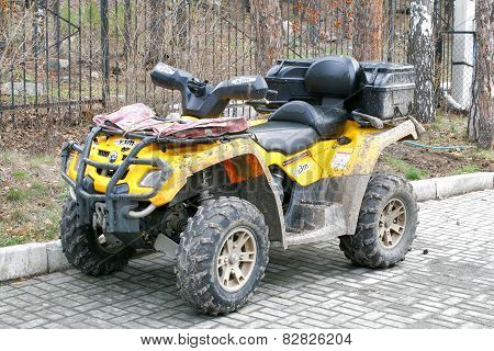 Quad Bike Brp