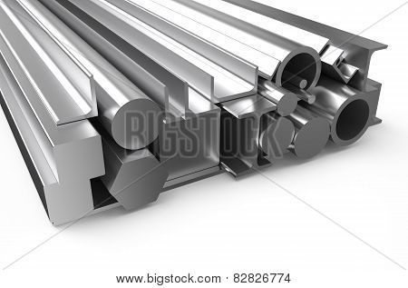 Rolled Metal Stock 3