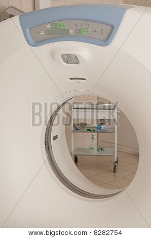 CAT Scan Machine in hospital