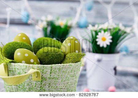 Easter Eggs.