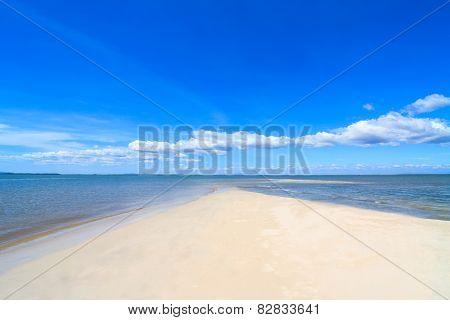 Laem klat beach in Trat province, Thailand