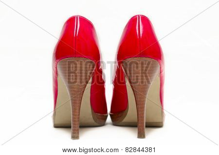 Red High Heels.red And Black High Heel Tower. .save.download Preview.red And Black High Heel Tower