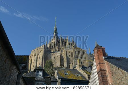 Abbey Mont St Michel