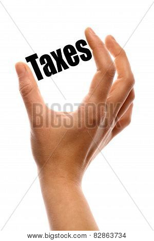 The Size Of Our Taxes