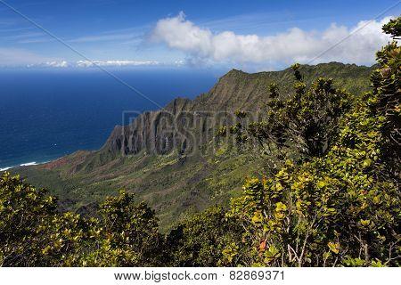 Na Pali Coast - Kauai, Hawaii