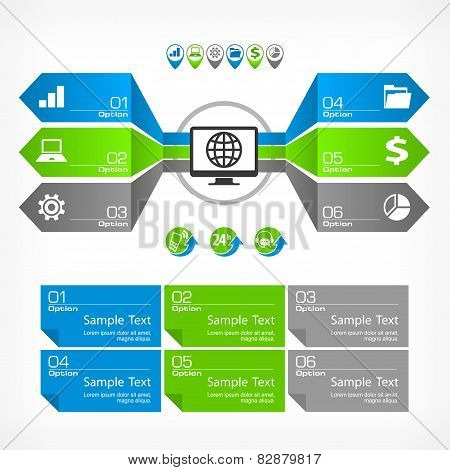 Infographic Elements & Text