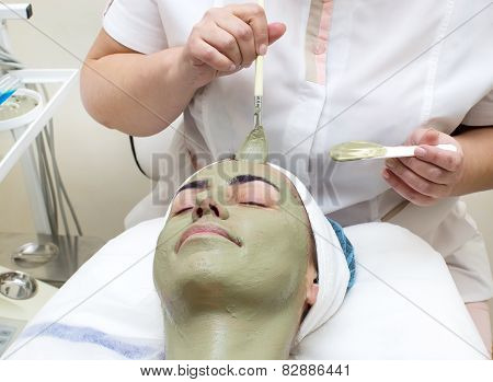 massage and facial peels