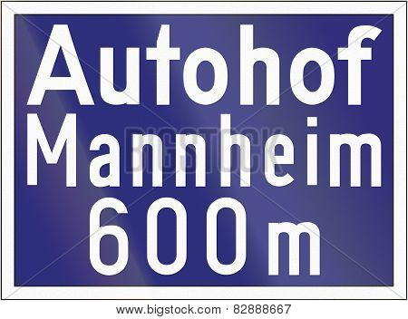 Autohof Mannheim