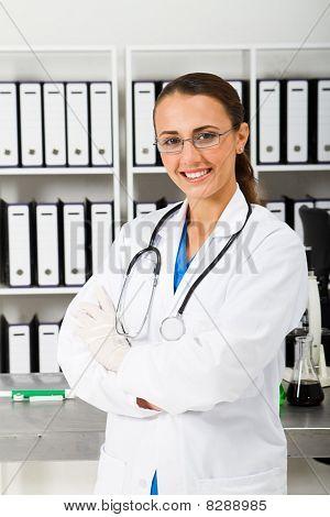 pretty nurse