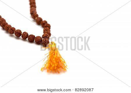 Japa Mala Made Of Rudraksha