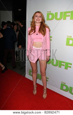 LOS ANGELES - FEB 12:  Bella Thorne at the