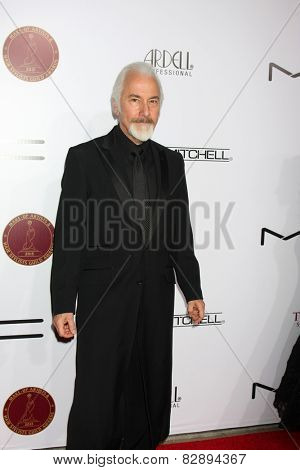 LOS ANGELES - FEB 14:  Rick Baker at the 2015 Make-up and Hair Stylists Guild Awards at a Paramount Theater on February 14, 2015 in Los Angeles, CA