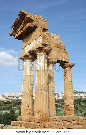 griechische Ruine