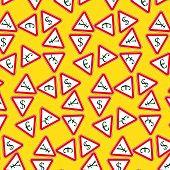 pic of yen  - Money yellow background - JPG
