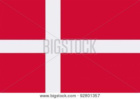 Danmark Flag