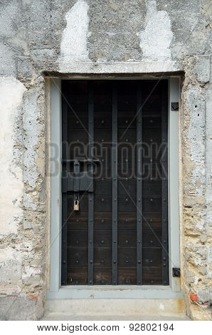 Old Fortress Doorway