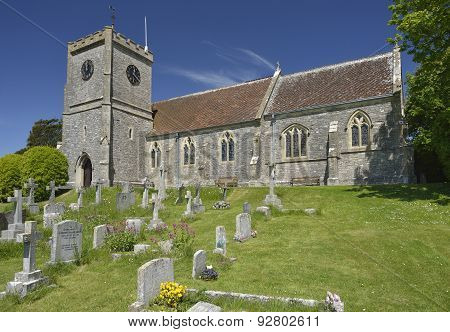 West Lulworth Church
