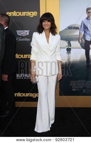 LOS ANGELES - MAY 27:  Carla Gugino at the