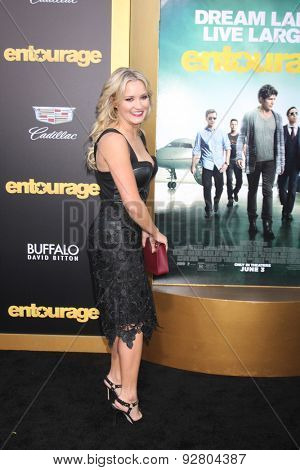 LOS ANGELES - MAY 27:  Emily Osment at the
