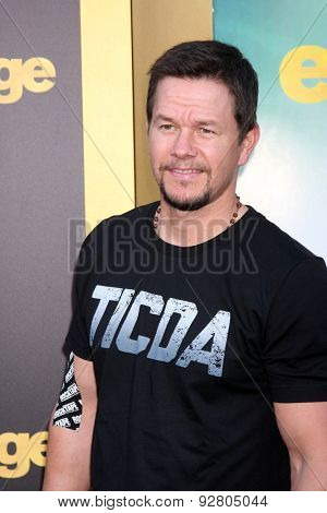 LOS ANGELES - MAY 27:  Mark Wahlberg at the