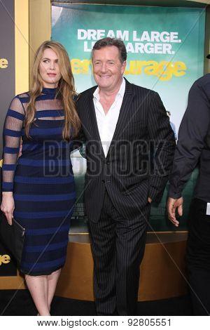 LOS ANGELES - MAY 27:  Piers Morgan at the