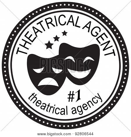 Stamp Theatrical Agent