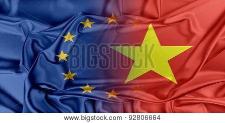 European Union and Vietnam.