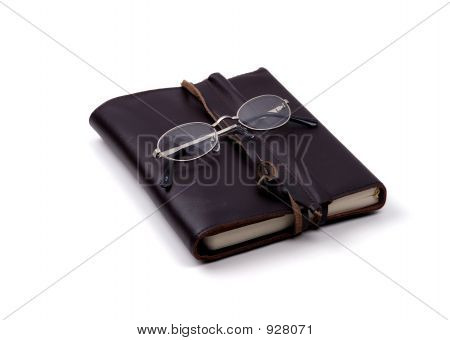 Objects - Leather-Bound Tome
