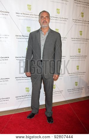 LOS ANGELES - JUN 2:  Titus Welliver at the United Friends of the Children Brass Ring Awards Dinner at the Beverly Hilton Hotel on June 2, 2015 in Beverly Hills, CA