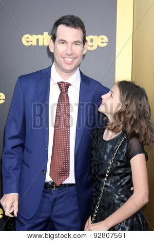 LOS ANGELES - MAY 27:  Doug Ellin at the