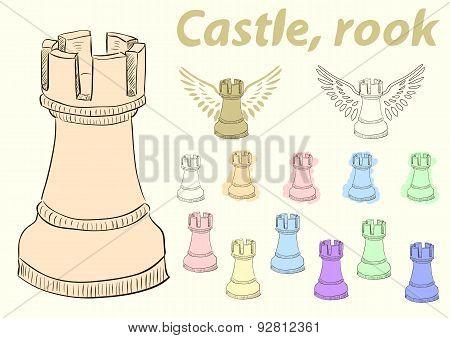 Clipart castle