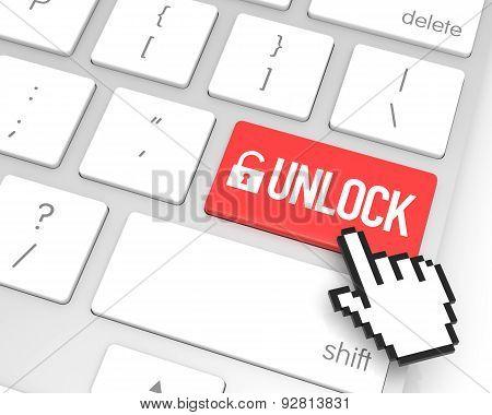 Unlock Enter Key