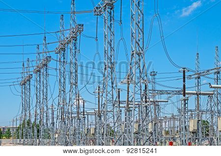 Substation High Voltage