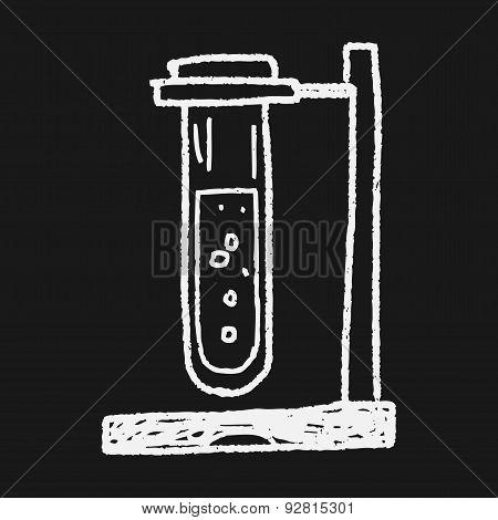 Doodle Test Tube