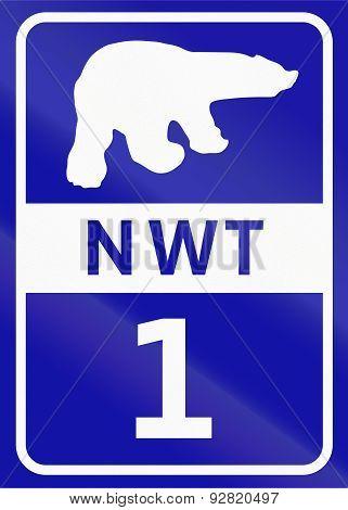 Northwest Territory Highway 1
