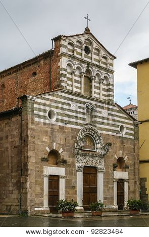 Church Of San Giusto, Lucca
